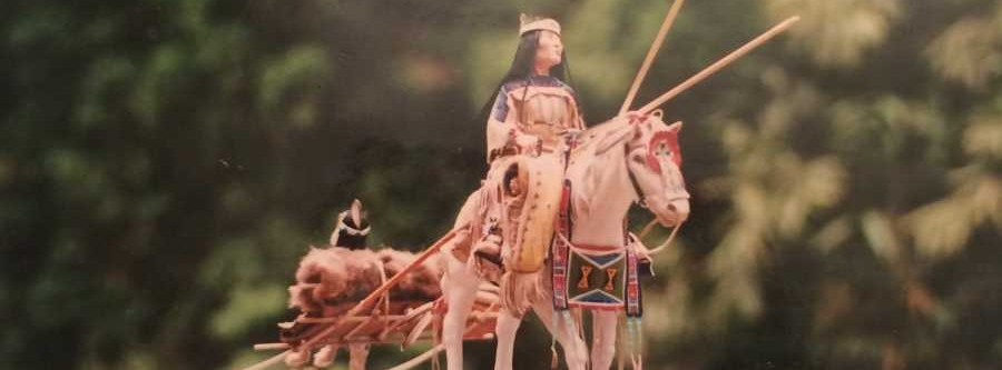 Western Native American Wildlife Art