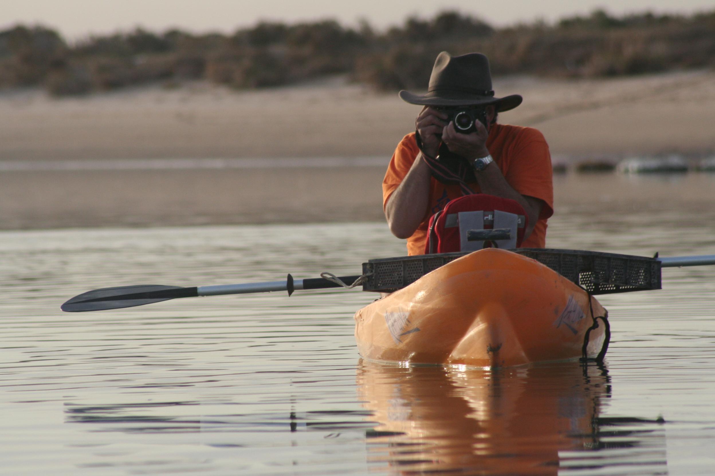 Kayak Caper / Travesía en Kayak