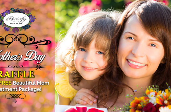 Free Beautiful Mom Treatment Raffle – Valued at $300 – Mother's Day Special!