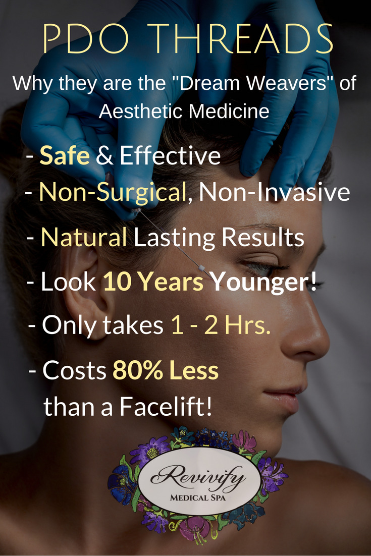 why pdo thread lunchtime facelift is the best option