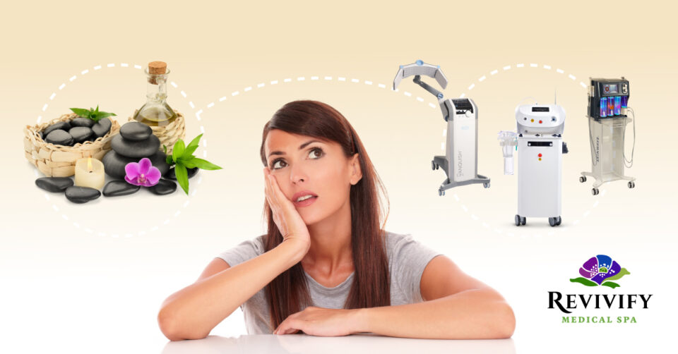 Medical Spa Vs. Day Spa what's the difference?