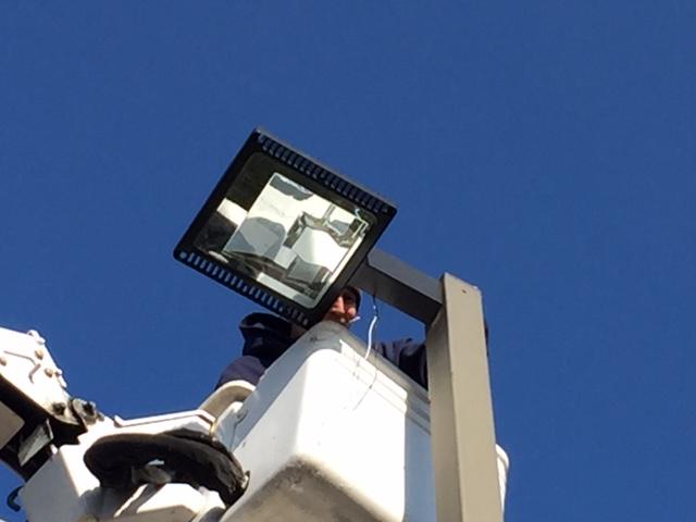 LED Lighting Retrofit – Clinton, MD