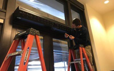 Air Curtain Door Heater, Washington DC