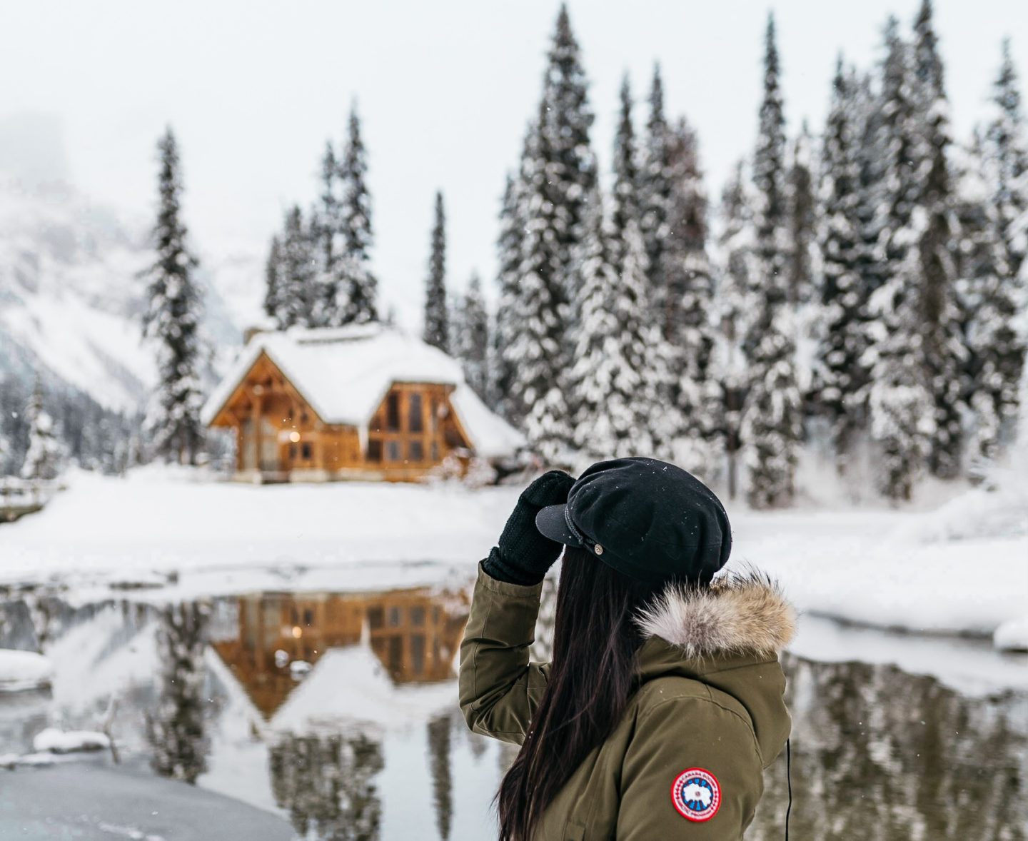 Emerald Lake | Why You Should Make The Best of Winter | The Jeneralist