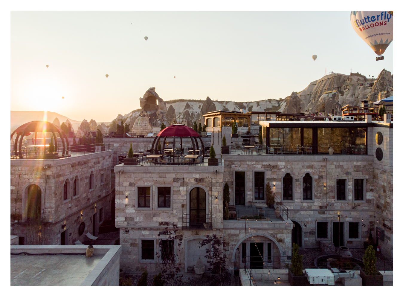 My Stay at Carus Cappadocia | The Jeneralist