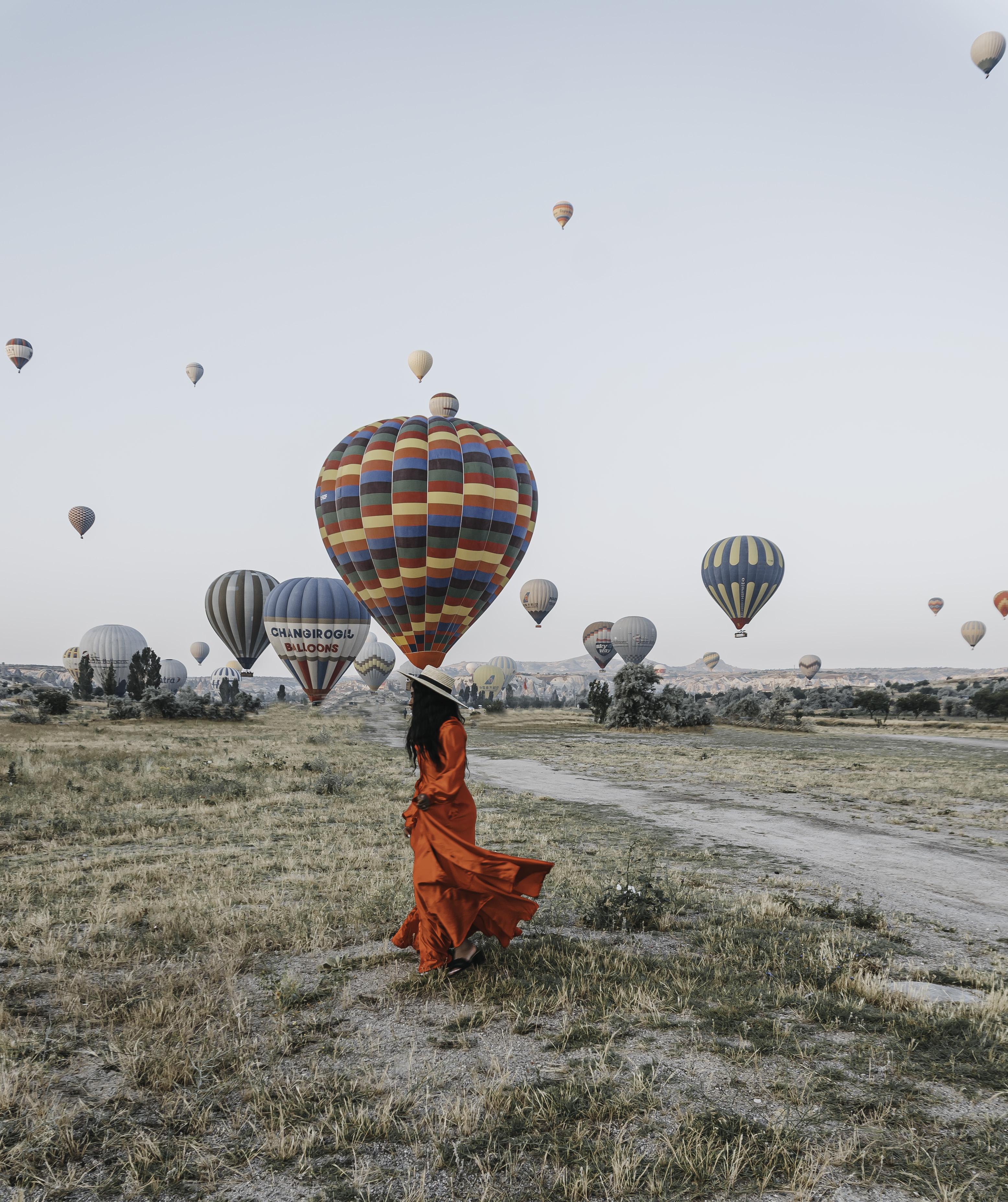 HOT AIR BALLOON CAPPADOCIA | The Jeneralist