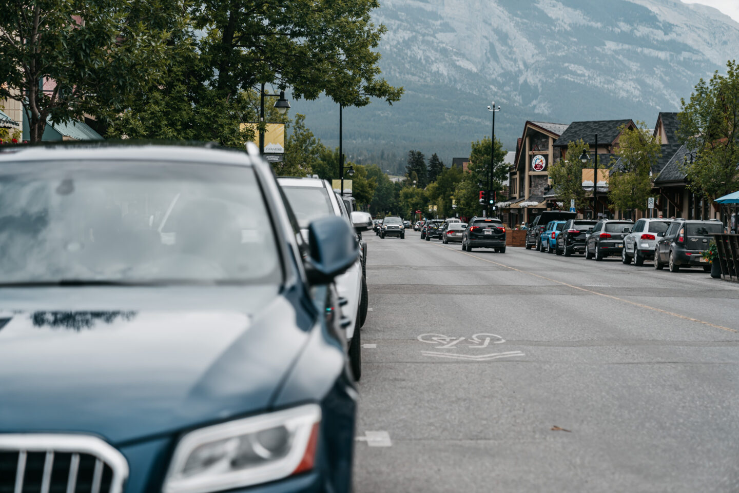 Downtown Canmore | The Jeneralist