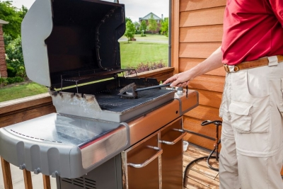 Cleaning Your Propane Grill