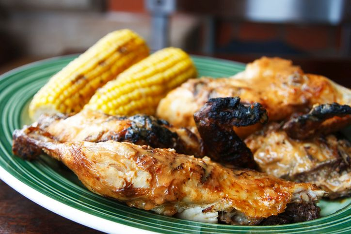 Grilled Chicken on Your Propane Grill