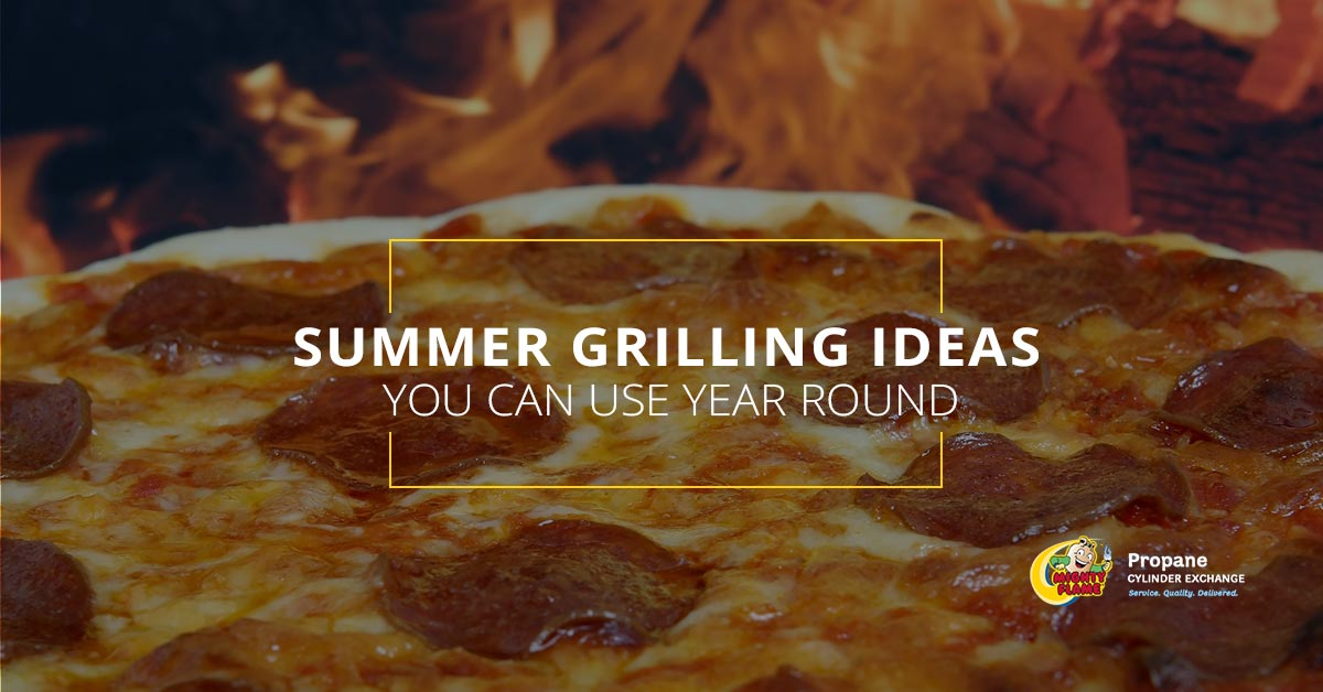 Summer Grilling Ideas You Can Use Year Round