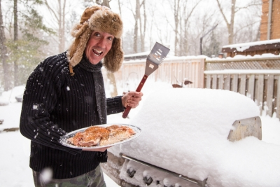 Propane Winter BBQ Grilling Tips