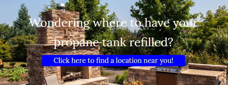 Buy Propane Tank: Use Water to See How Much Propane You Have