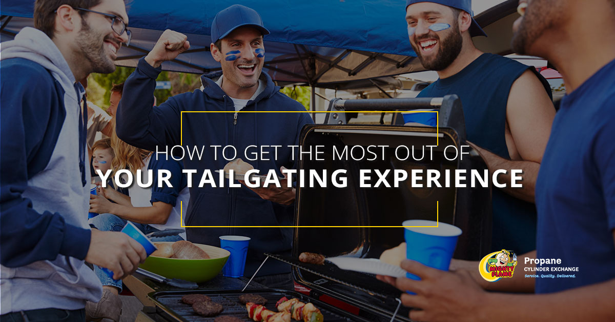 How to Get the Most Out of Your Tailgating Experience