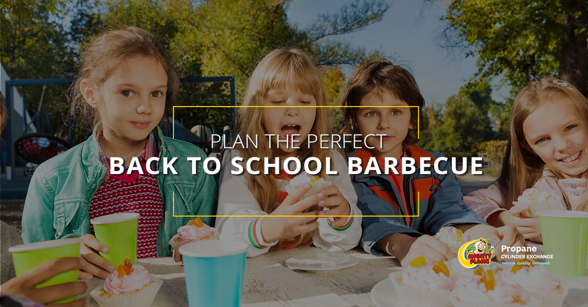 Plan the Perfect Back to School Barbecue