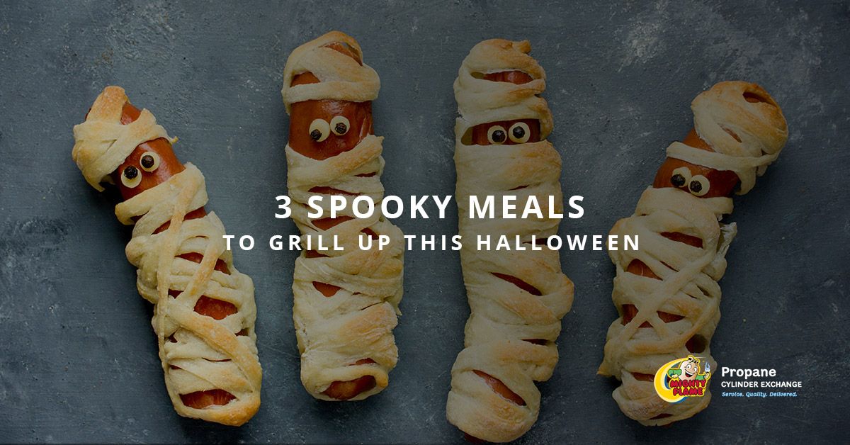 3 Spooky Meals To Grill Up This Halloween