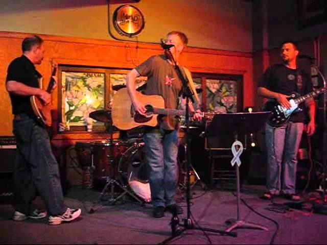 The Jim Carlson Trio, performing at the legendary Scott Street Steak & Pub, Wausau, WI. Roger Bardo on bass, Will Heisler on Guitar, Sean McCue [hidden] was playing drums.