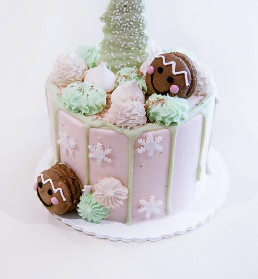 Sweet Smiles Cake