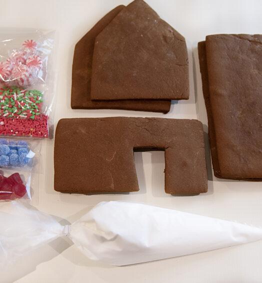 DIY Gingerbread Kit