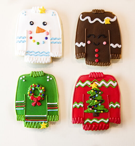 Sugar Cookie Set (of 4)