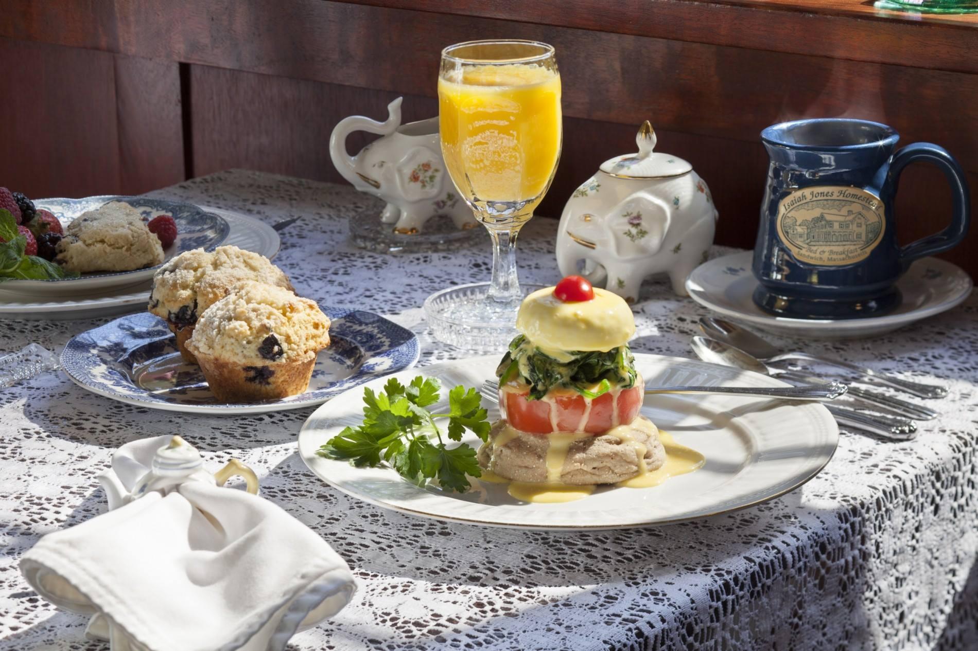 Isaiah Jones Homestead Bed & Breakfast