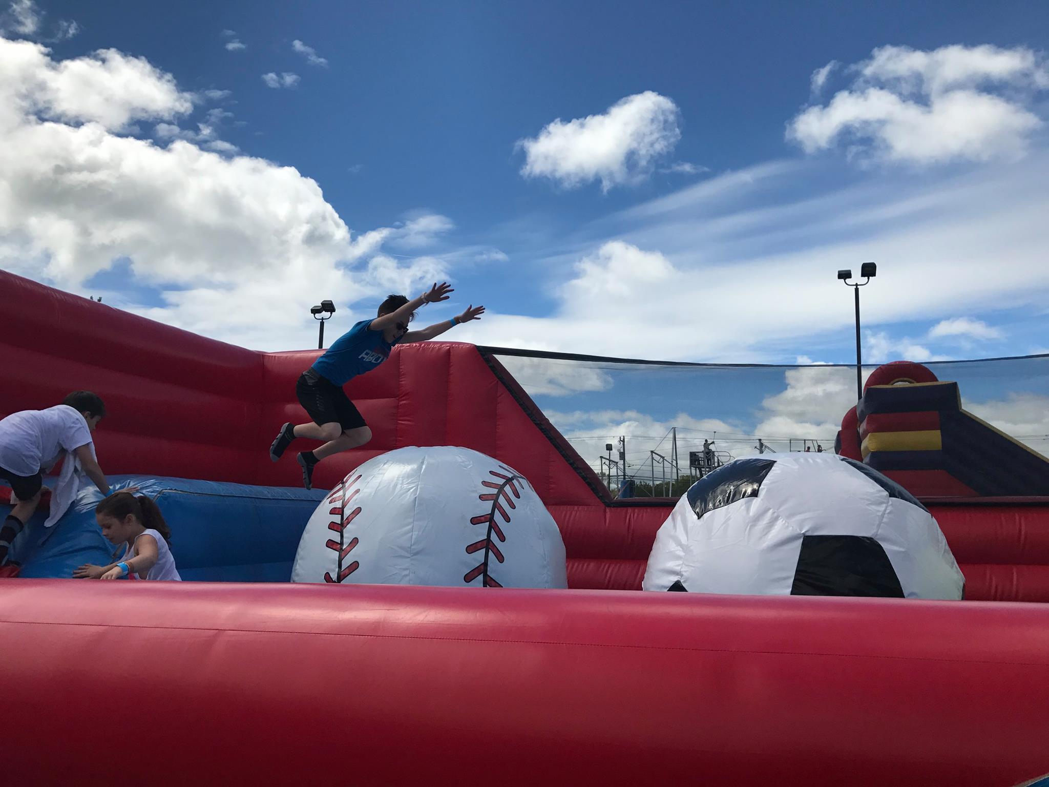 Cape Cod Inflatable Park