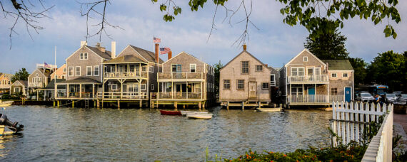 A view of Nantucket Island