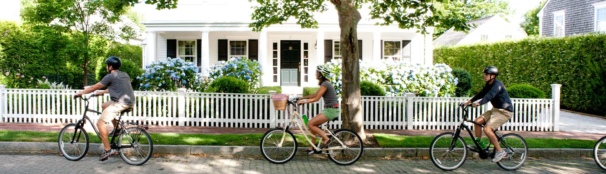 Nantucket Bike Tours