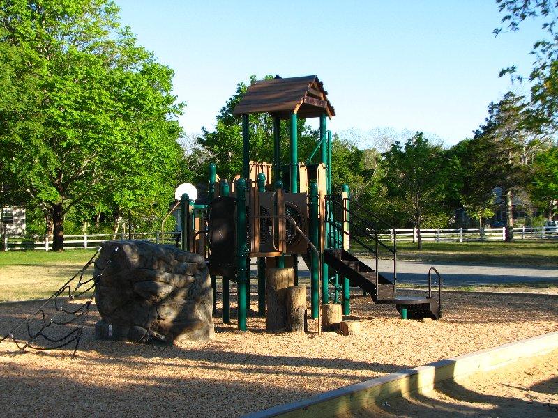 Fred Thacher Church Street Playground