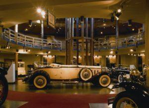 Behind-the-Scenes Auto Storage Tour – Heritage Museum & Gardens