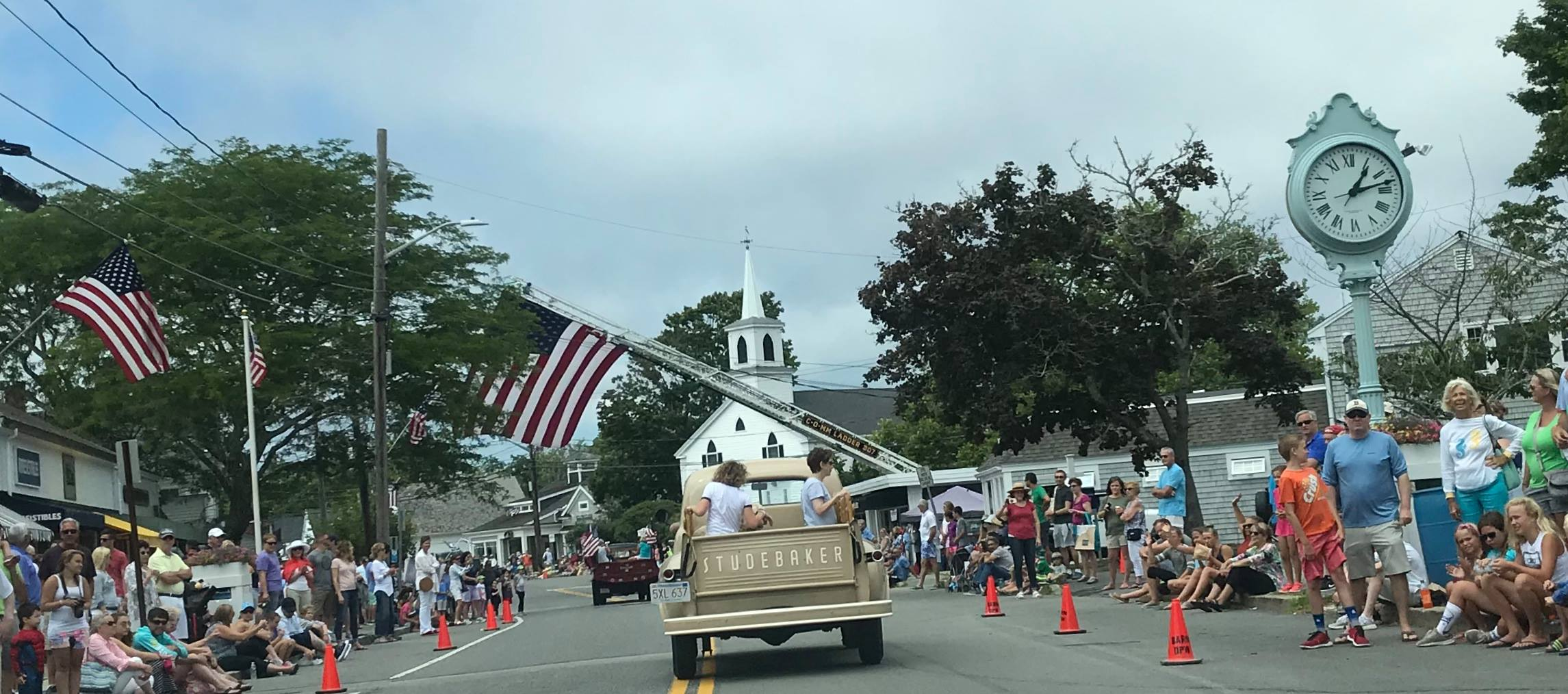 45th Annual Village Day Car Parade – Osterville