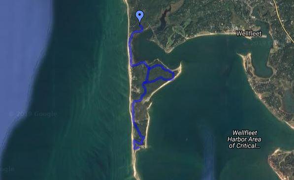Great Island Trail - Cape Cod National Seashore
