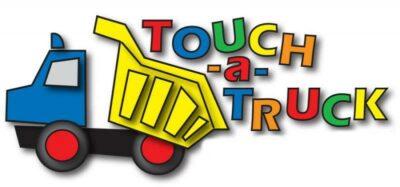 Touch-a-Truck at Sandwich High School