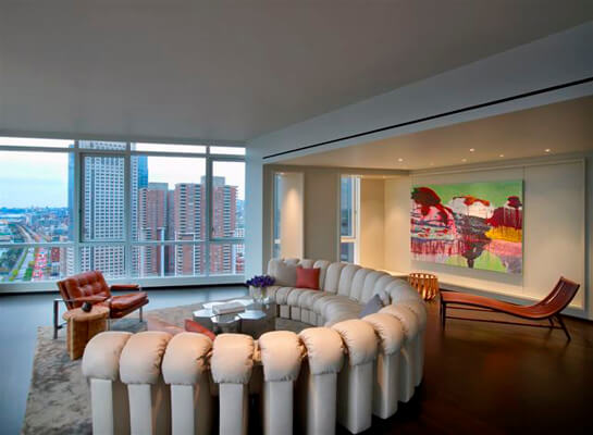 Lower Manhattan Condominium Loft