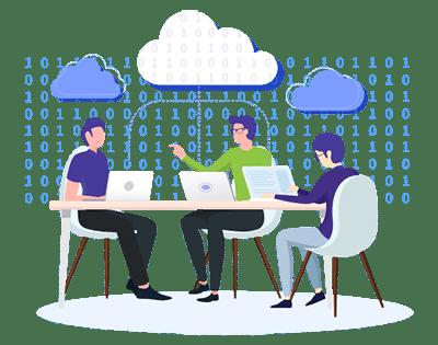 Services - Cloud computing