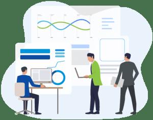Data story telling - dashboard