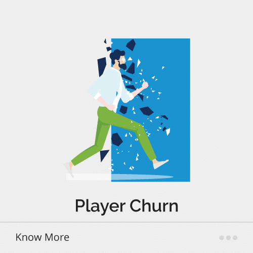 Player churn