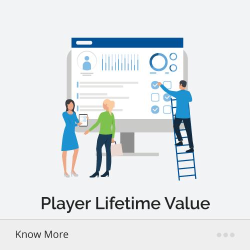 Player lifetime value