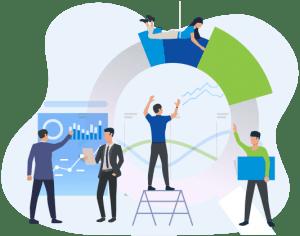 Visual analytics - dashboard