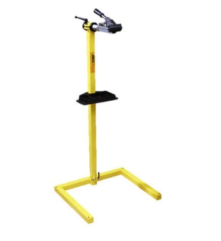 Rockstand bicycle repair stand