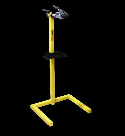 Rockstand bicycle repair stand