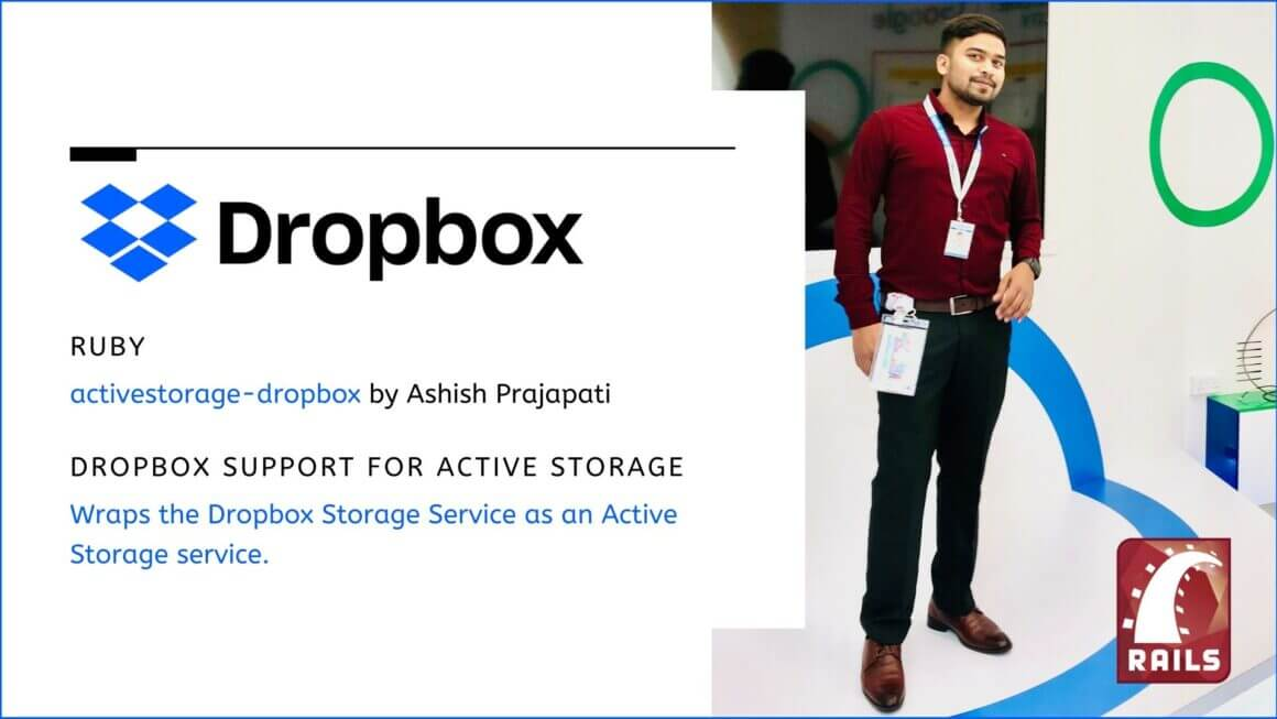 Dropbox Support for Active Storage