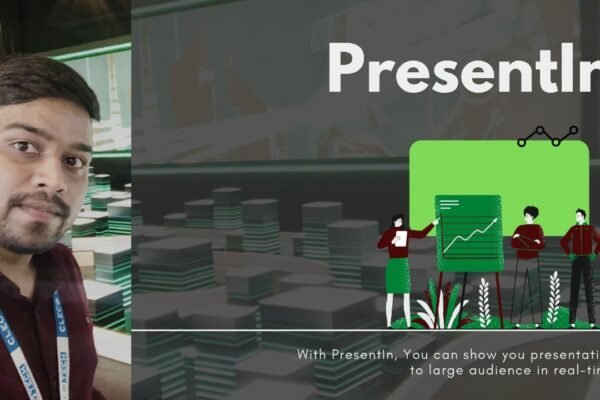 PresentIn – Show your presentation in real-time to your audience