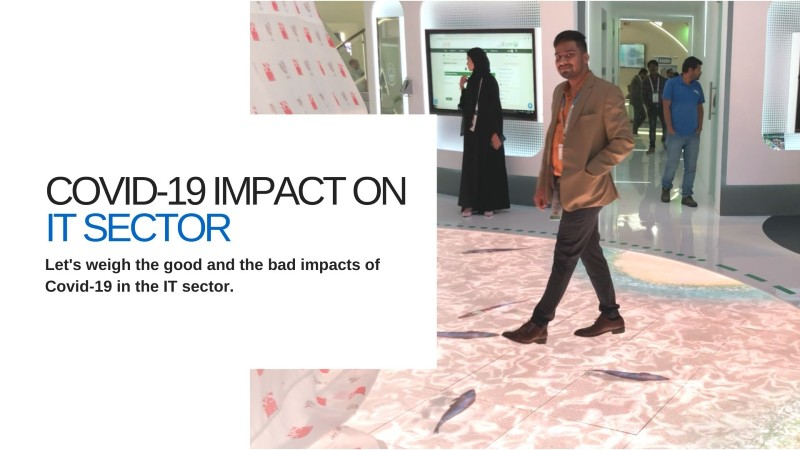 COVID-19 Impact on IT sector