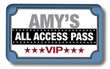 Amy's All Access Pass