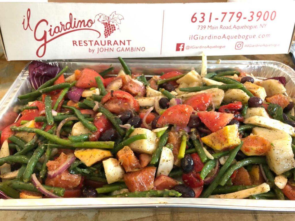 John's Sicilian Salad