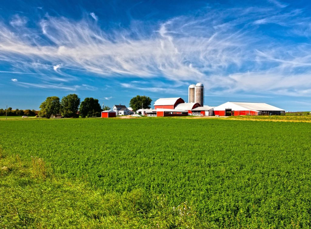 Chesapeake Bay Watershed farm