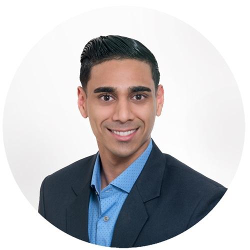 Krupesh Patel, BS Pharmacology