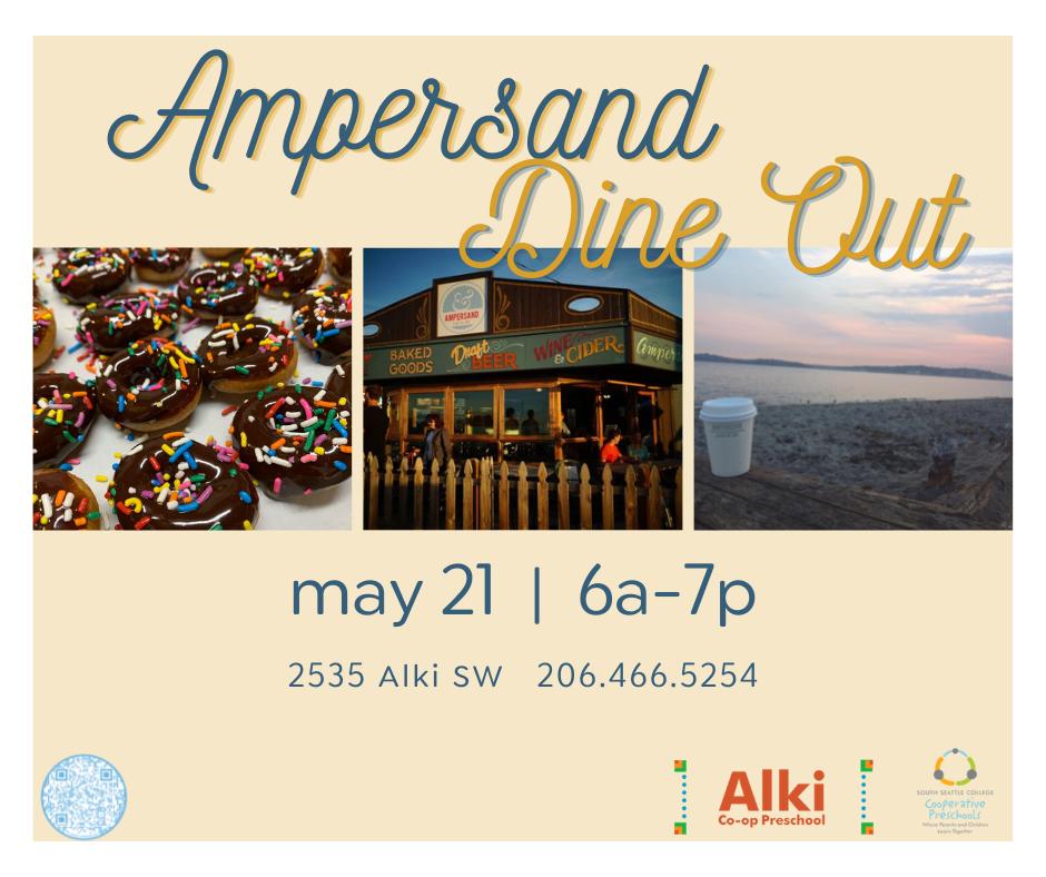 Ampersand Alki Dine Out