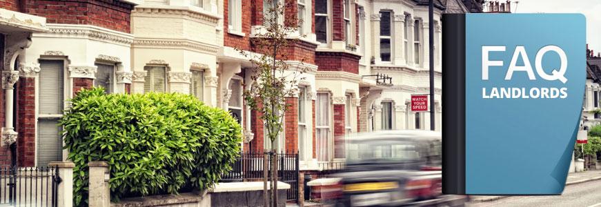 Landlord FAQ