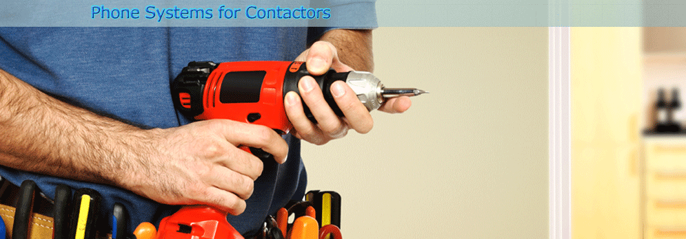 phone systems for contractors